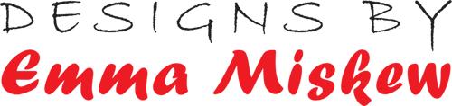 Designs By Emma Miskew Logo - Procurling Wear