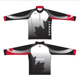 Team Canada – Long Sleeve (black)