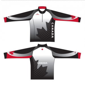 Team Canada – Long Sleeve (black)