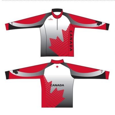 Team Canada – Long Sleeve (red)