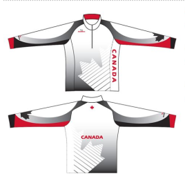 Team Canada – Long Sleeve (white)