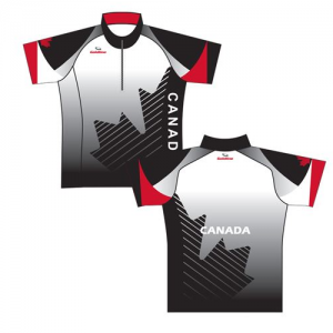 Team Canada – Short Sleeve (Black)