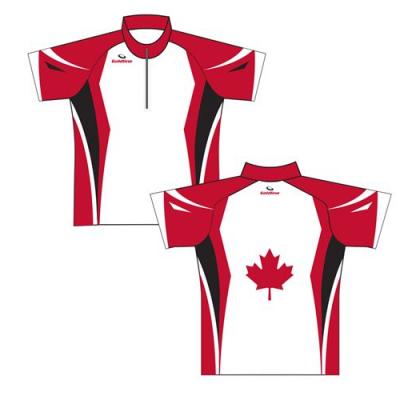 Team Canada – Short Sleeve (Red)