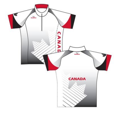 Team Canada – Short Sleeve (White)