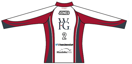 Replica – Jennifer Jones (Long Sleeve)