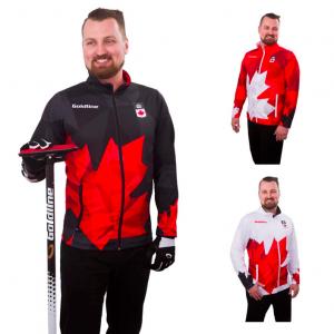 Team Canada Jacket All Mens