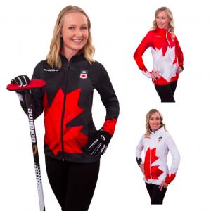 Team Canada Jacket W All