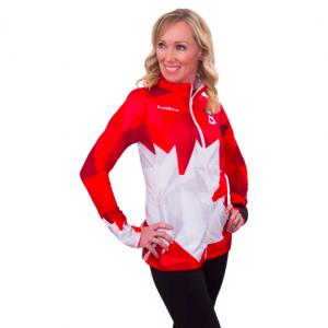 Team Canada Jacket W Red