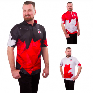 Team Canada SS Shirt M All