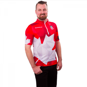 Team Canada SS Shirt M Red