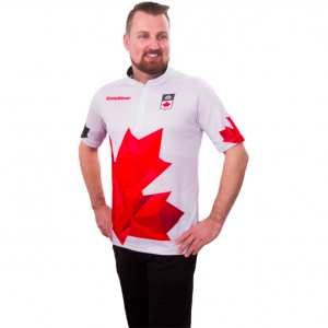 Team Canada SS Shirt M White