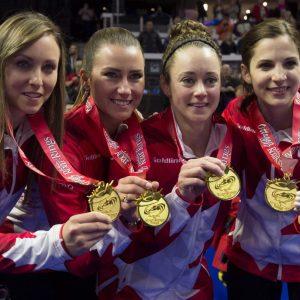 Authentic Team Canada