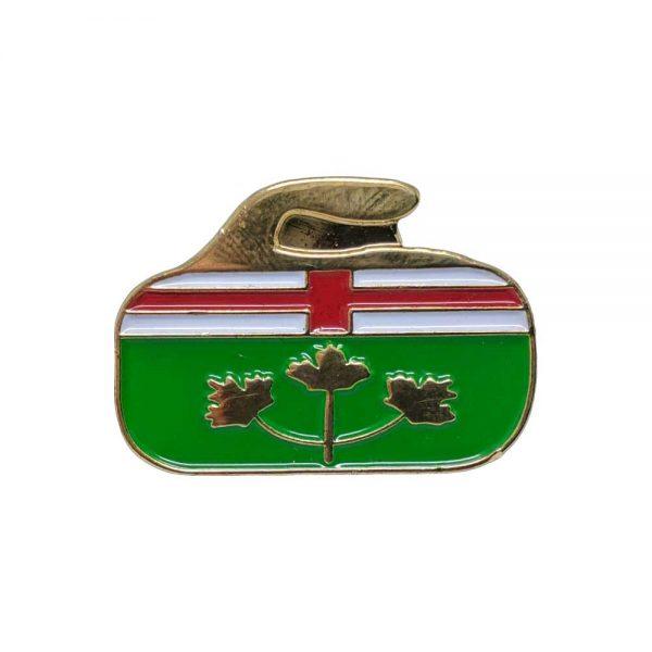 Flag Provincial Pins