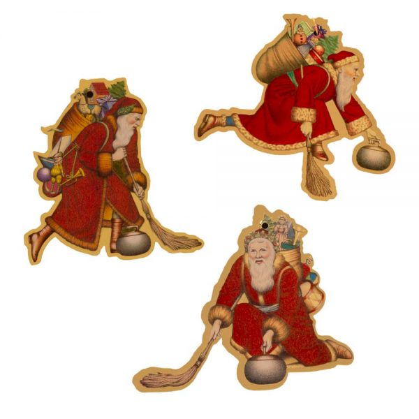 Father Christmas Tree Ornaments