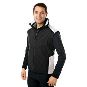 Men's Scion Soft-Shell Curling Vest
