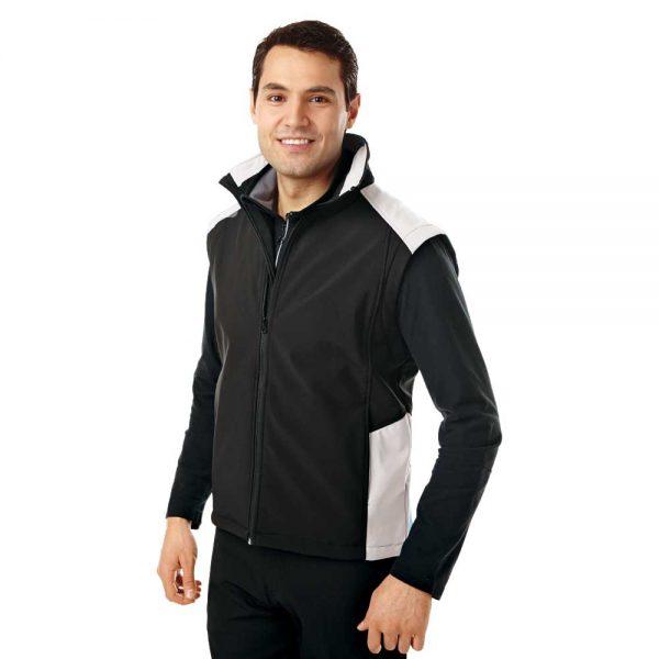 Men's Scion Soft-Shell Curling Vest