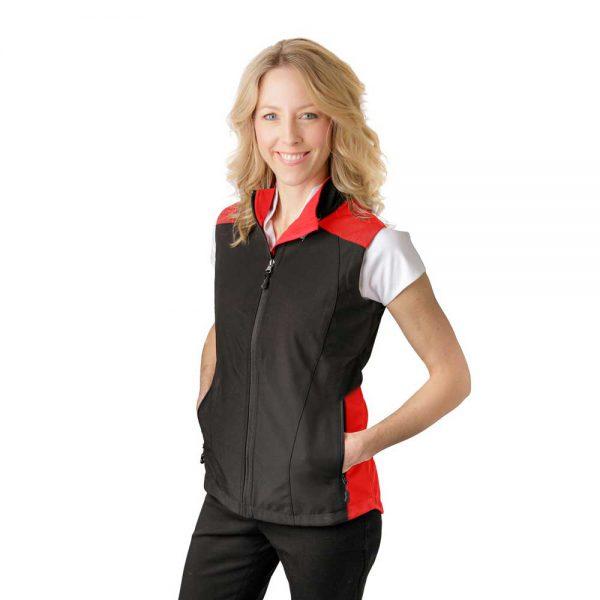 Women's Scion Soft-Shell Curling Vest