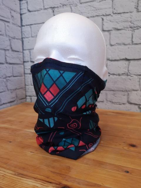 Custom Neck Warmer MASQ | Protective Face Mask