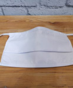 White MASQ | Protective Face Mask