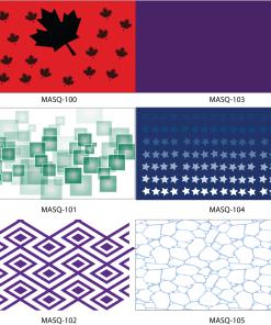 MASQ Designs 100-105