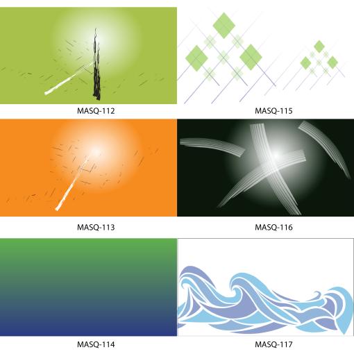 MASQ Designs 112-117