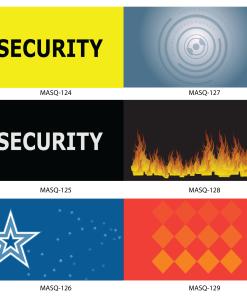 MASQ Designs 124-129