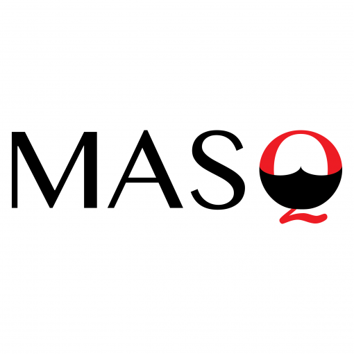 MASQ Logo 600 x 600 | Protective Face Mask