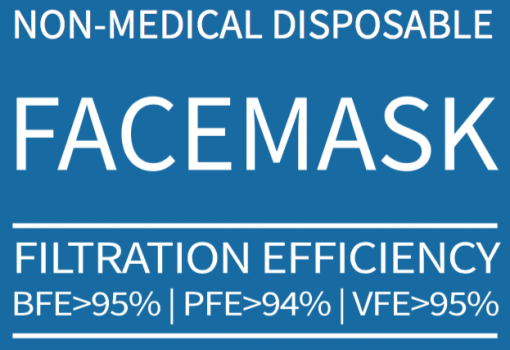 Disposable Face Mask Filtration Efficiency