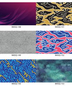 MASQ Designs 148-153