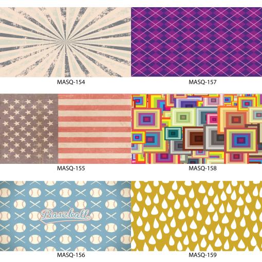 MASQ Designs 154-159